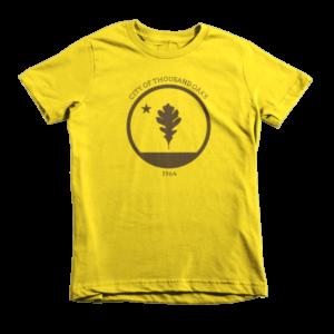 Thousand Oaks Camp Shirt, Kids