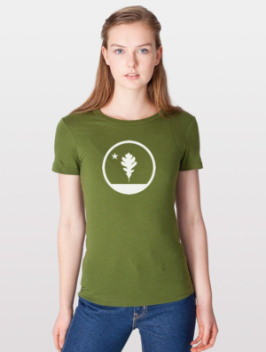 The Olive Thousand Oaks Shirt, Womens